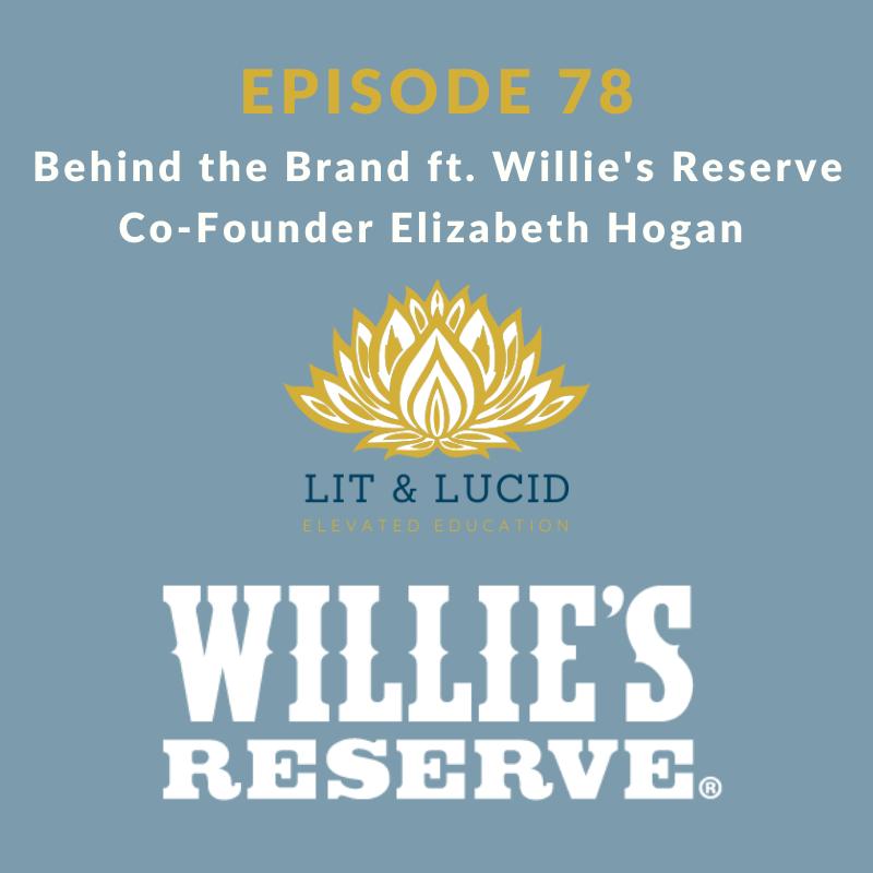 Willies Reserve Elizabeth Hogan