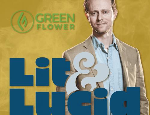 E.101 Cannabis Consciousness ft. Max Simon, Green Flower Media
