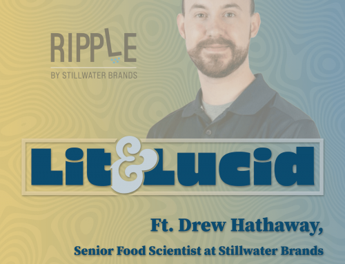E.123 Water Soluble Cannabinoid Technology ft. Drew Hathaway, Senior Food Scientist at Stillwater Brands