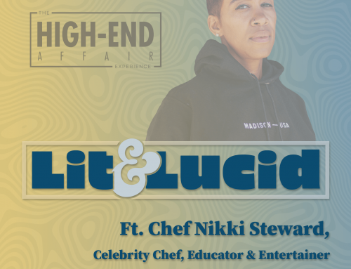 E.128 Cooking with Cannabis is a High-End Affair ft. Chef Nikki