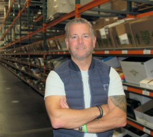 Mike Beaudry HERBL cannabis distribution supply chain