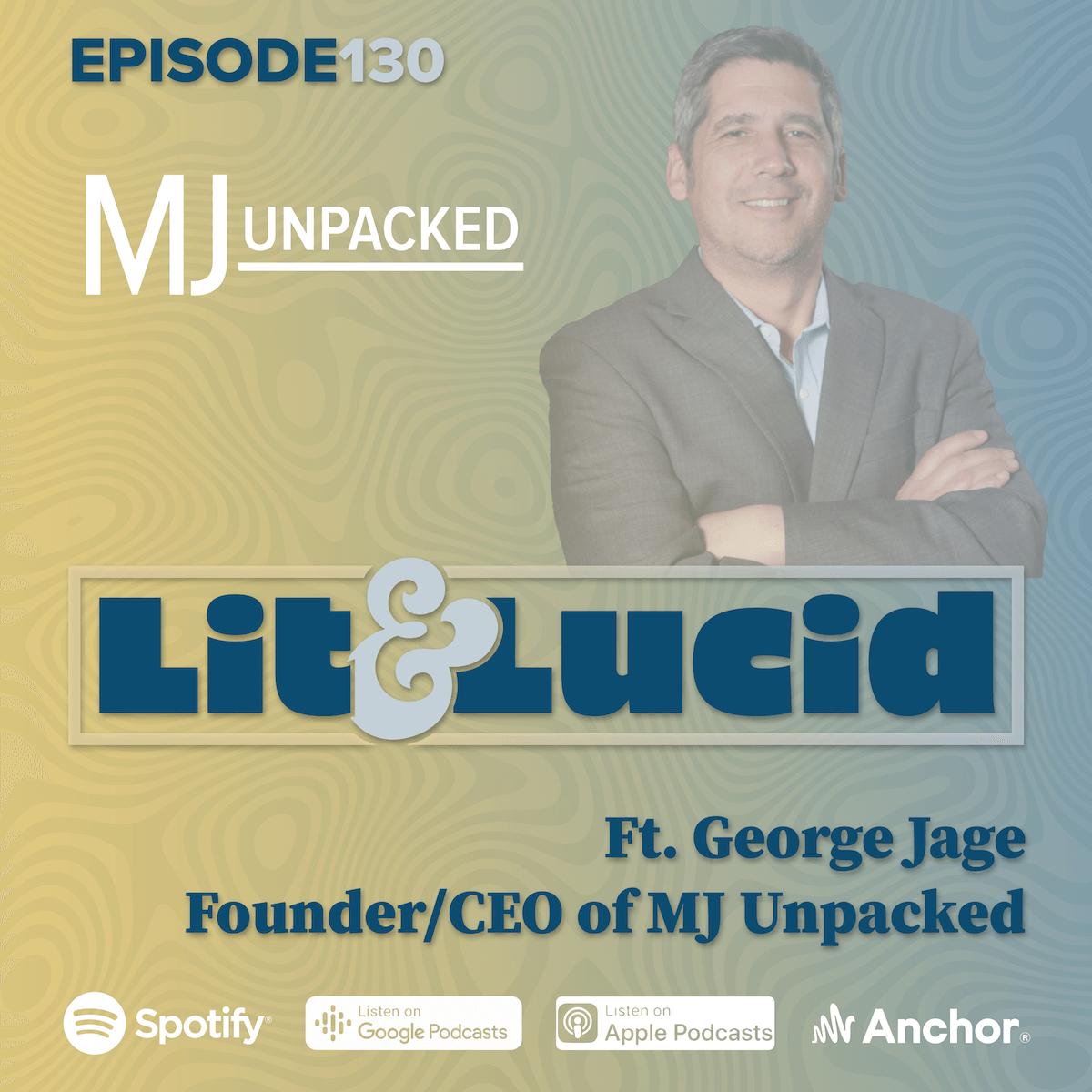 MJ Unpacked George Jage