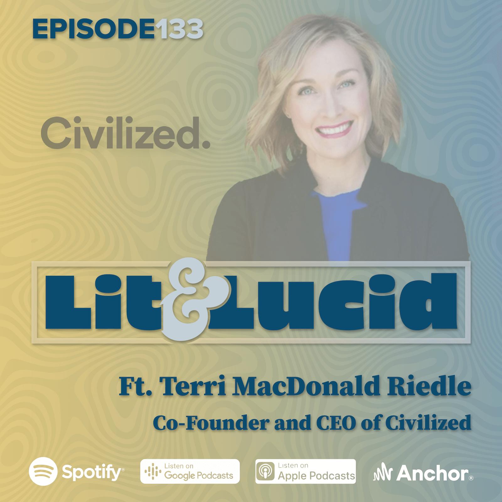 Civilized Relaunch Terri MacDonald Riedle